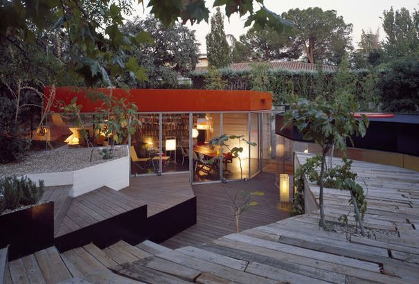 Projekt: Casa Selgas CanoArchitekt: Selgas CanoOrt: Madrid