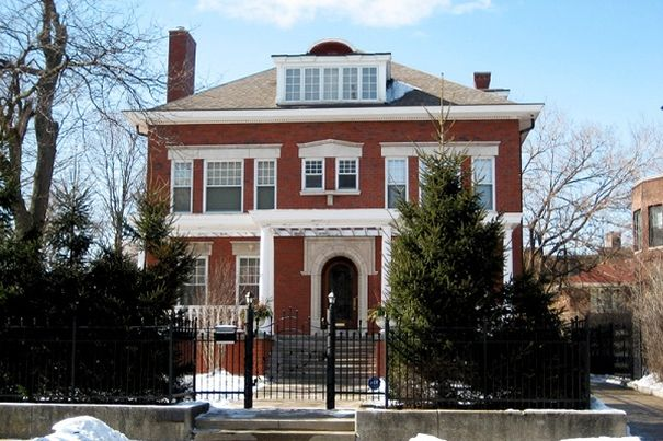 Obama House Chicago Tour